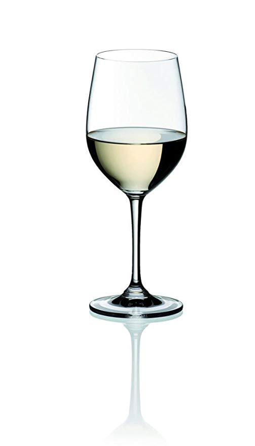 Chablis wine glass clipart image black and white library Riedel VINUM Chablis/Chardonnay Glasses, Pay for 6 get 8 image black and white library
