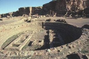 Disappearing Act - The Anasazi, Part 3 | edHelper.com clip art stock