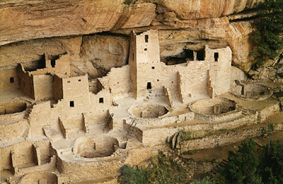 antiques collectables4089: American Seeker Anasazi Chaco Canyon picture royalty free download