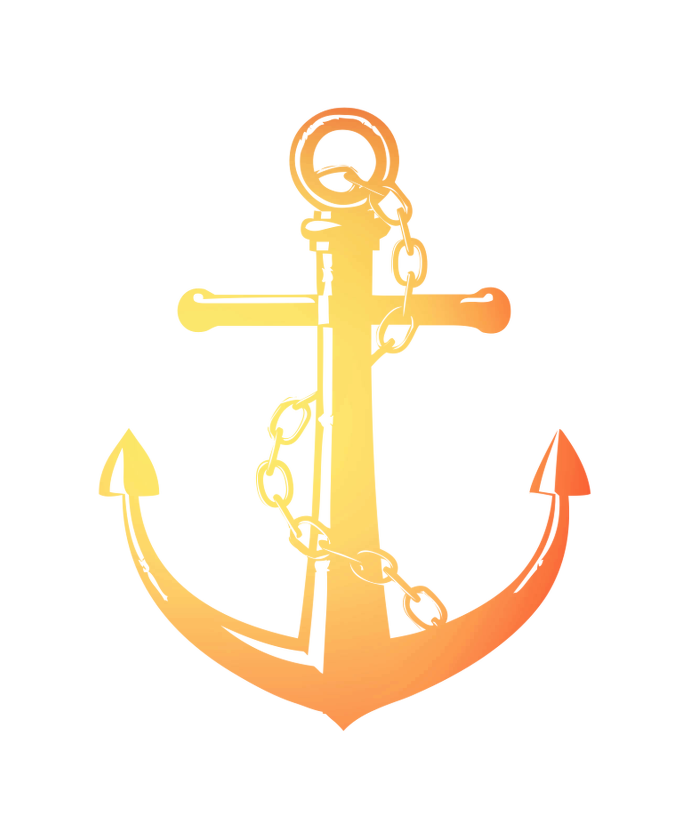 Chain and anchor circle clipart image freeuse stock Anchor Chain Illustration Rope Image - png download - 1400*1700 ... image freeuse stock