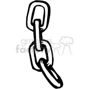 Chain black and white clipart png freeuse black and white chain clipart. Royalty-free clipart # 384928 png freeuse