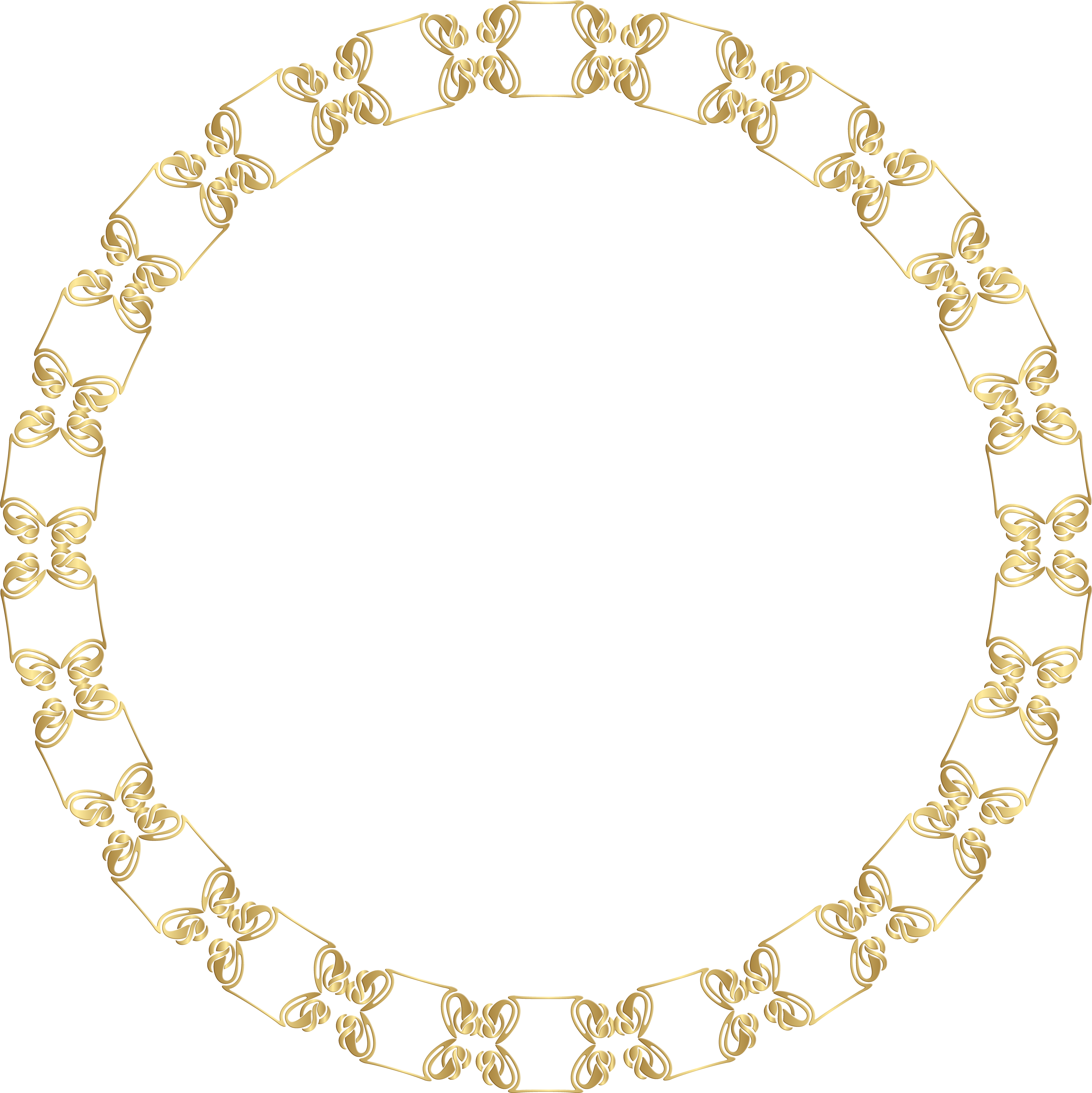Chain gold circle clipart clipart royalty free library HD Necklace Clipart Round Gold - Revlon Candid Foundation Color ... clipart royalty free library