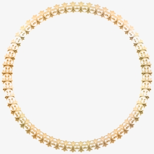 Chain gold circle clipart image free library Necklace Clipart Round Gold - Necklace #169207 - Free Cliparts on ... image free library
