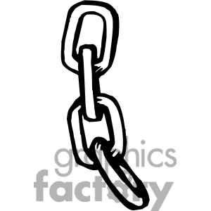 Chain of action clipart clip black and white stock 32 chain clip art images found | Clipart Panda - Free Clipart Images clip black and white stock