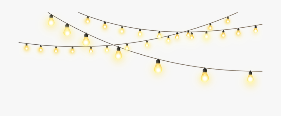 Pull Star String Creative Lights Lighting Clipart - Gold Christmas ... clipart royalty free