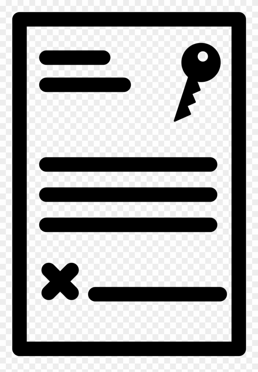 """Chaining clipart banner transparent library Documenting A """"chain Of Title"""" Through Deed Research - Lease Icon ... banner transparent library"""
