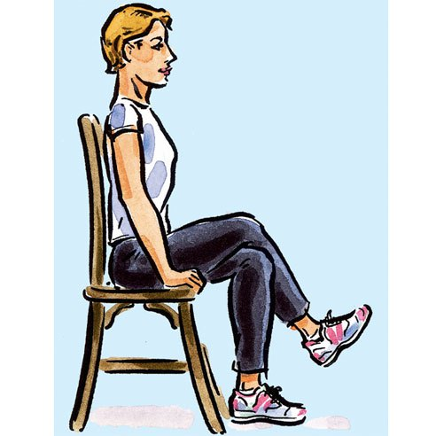Chair aerobics clipart svg library library Chair Exercising Cliparts - Cliparts Zone svg library library