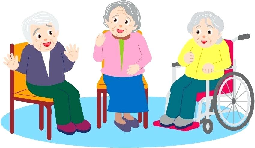 Chair aerobics clipart banner transparent library chair exercises for the elderly – aluguerseguro.info banner transparent library