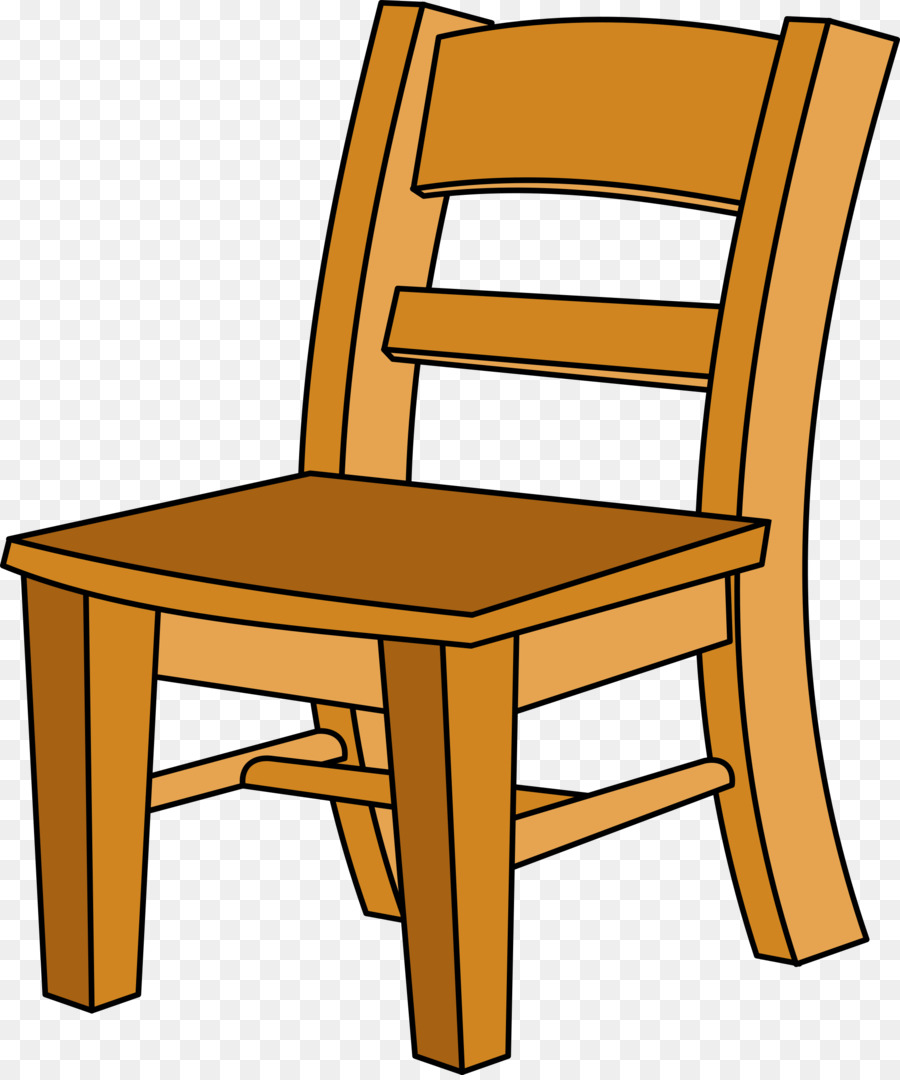 Chair at table clipart jpg free stock Table Cartoon clipart - Chair, Table, Furniture, transparent clip art jpg free stock