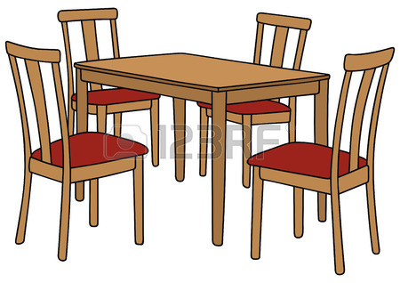 Table And Chairs Clipart | Free download best Table And Chairs ... picture royalty free library