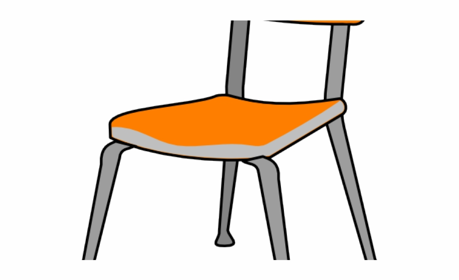 Chair clipart images clip library Chair Cartoon Cliparts - Student Chair Clip Art Free PNG Images ... clip library