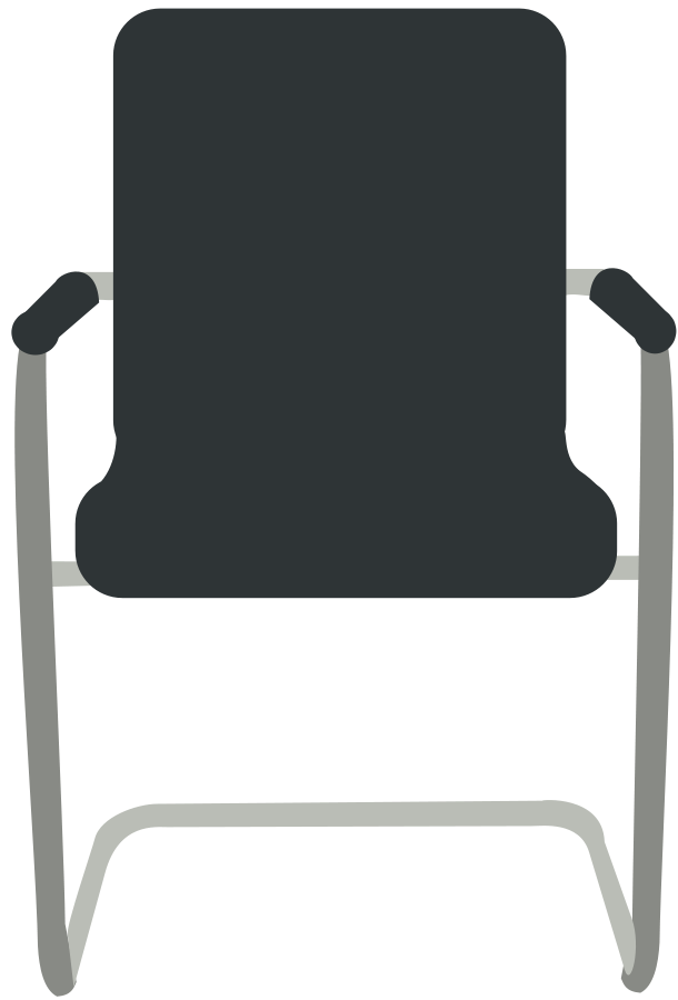 Chair front view clipart png black and white Free Pictures Of Chairs, Download Free Clip Art, Free Clip Art on ... png black and white