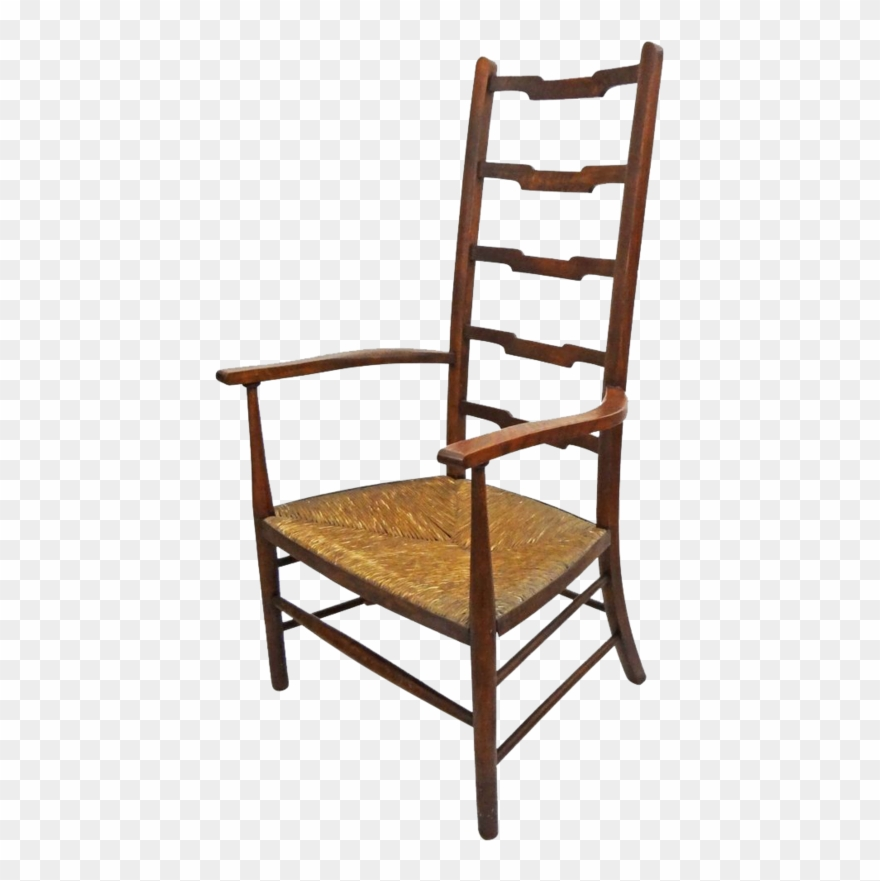 Ladder Back Chair Free Transparent Image Hd - Chair Clipart ... royalty free download