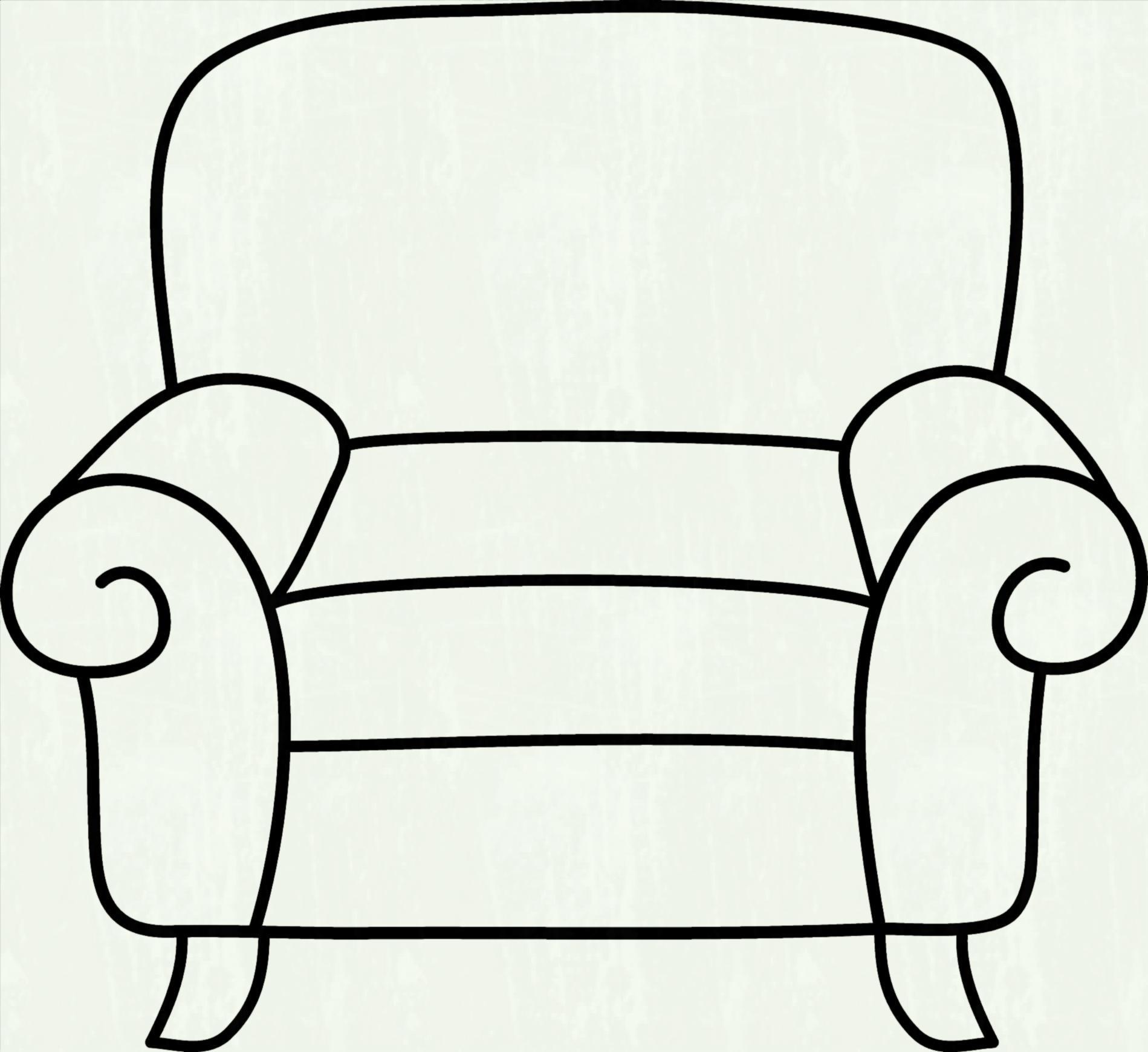 Chair white clipart clip art download Chair black and white clipart 4 » Clipart Portal clip art download