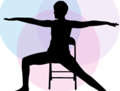Yoga clipart chair clip black and white stock Chair Yoga Clipart | Free download best Chair Yoga Clipart on ... clip black and white stock