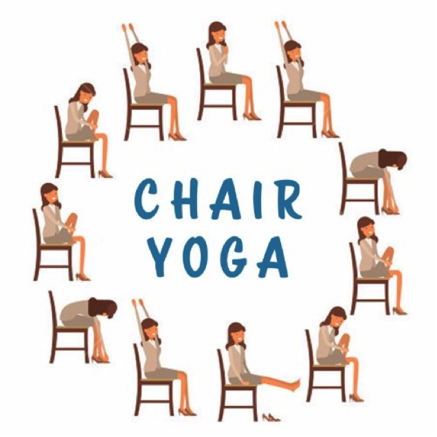 Yoga Cartoon clipart - Yoga, Chair, Exercise, transparent clip art clip art free download