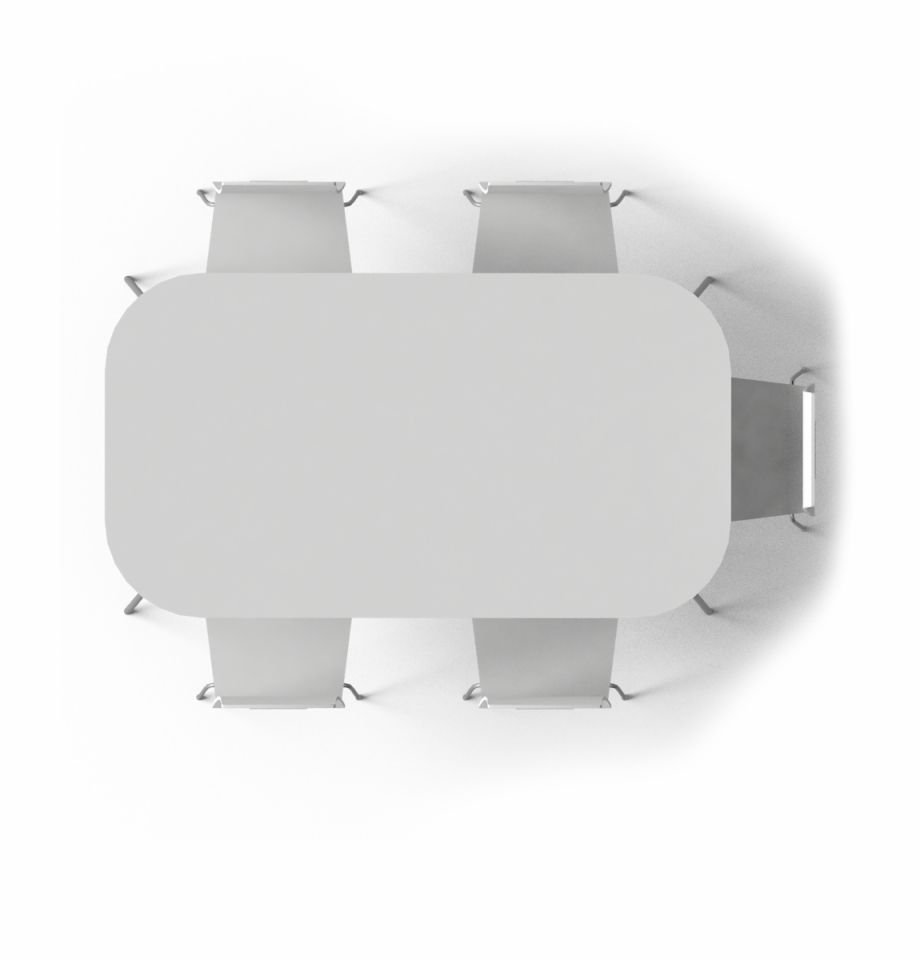 Chairs on top of table clipart free picture black and white Grimle Table And 5 Chairs Top - Table And Chairs Png Top Free PNG ... picture black and white
