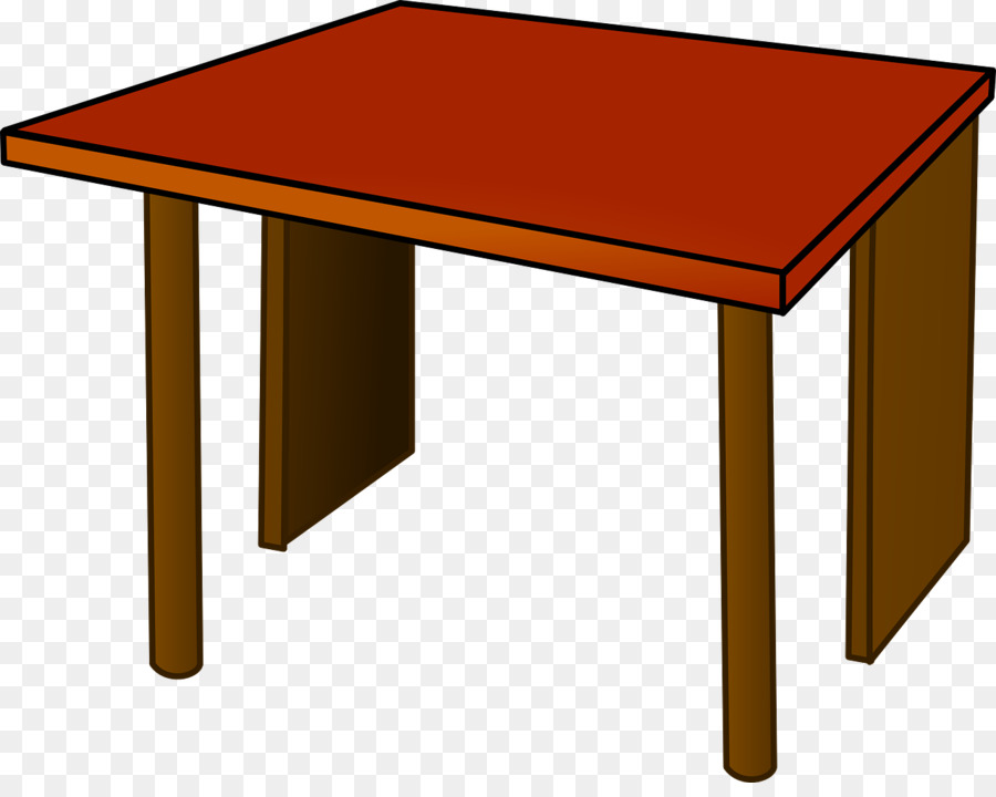 Chairs on top of table clipart free vector black and white stock Wood Table png download - 1280*1006 - Free Transparent Table png ... vector black and white stock