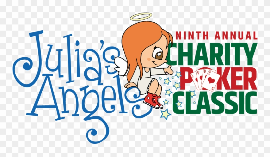 Chairty event clipart picture black and white download Julia\'s Angels Jdrf Charity Poker Event - Cartoon Clipart (#4110280 ... picture black and white download