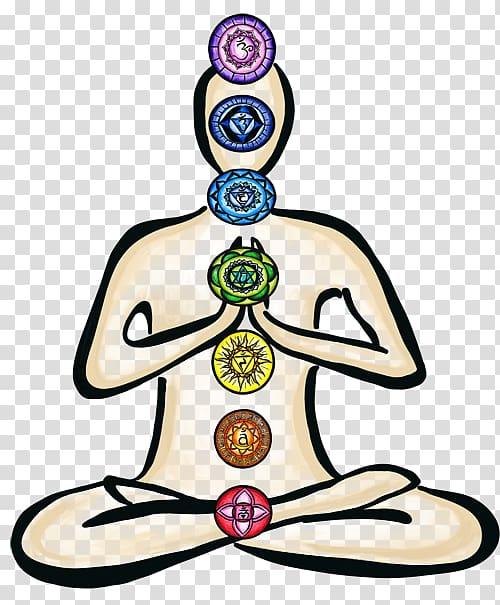 Chakras clipart clipart transparent stock The chakras Reiki Meditation Spirituality, Pranayama transparent ... clipart transparent stock