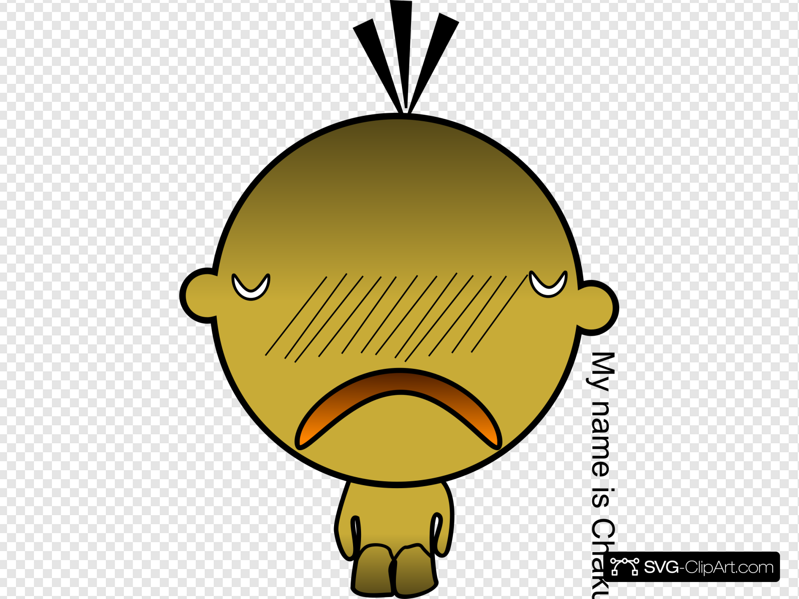 Chaku clipart png library download Chakulae Crying Clip art, Icon and SVG - SVG Clipart png library download