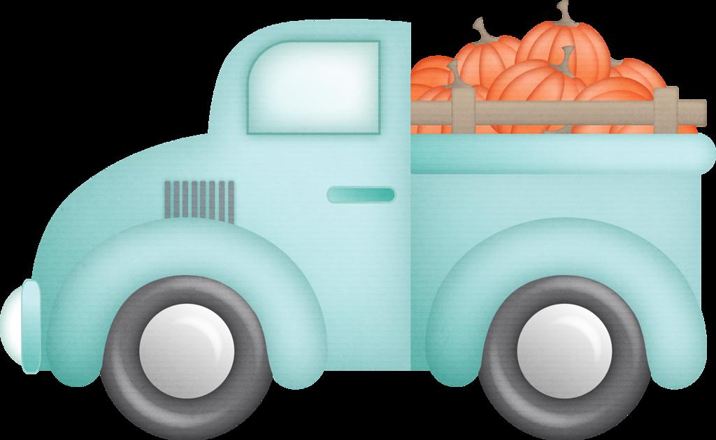 Pickup truck pumpkin clipart image freeuse library Autumn Love | Pinterest | Clip art, Rock art and Needle felting image freeuse library