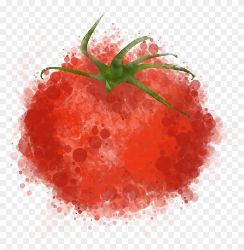 Chalk tomato clipart clip art transparent download Tomato Png Image - Chalk Tomato Png, Transparent Png - 897x897 ... clip art transparent download