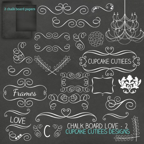 Chalkboard art clipart clip library stock Free chalkboard clip art - ClipartFest clip library stock