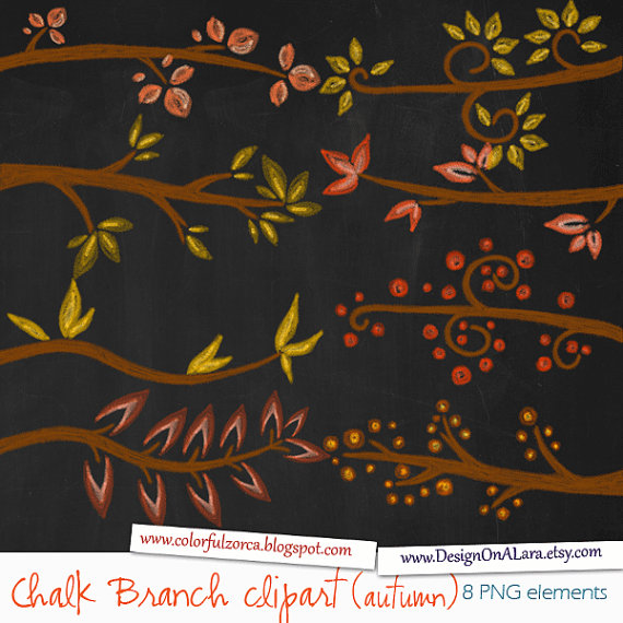 Chalkboard art clipart autumn svg library library Chalkboard art clipart tree autumn - ClipartFest svg library library