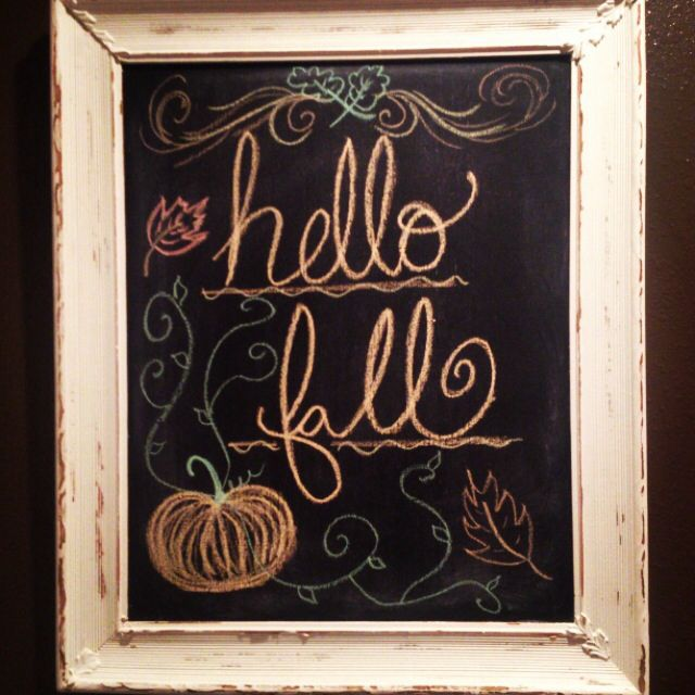 Chalkboard art clipart autumn stock 17 Best ideas about Fall Chalkboard on Pinterest | Fall chalkboard ... stock