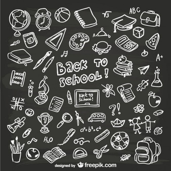 Chalkboard art clipart facebook banner freeuse stock Chalk Vectors, Photos and PSD files | Free Download banner freeuse stock