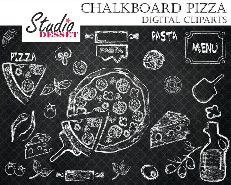 Chalkboard art clipart italian svg library stock 17 Best ideas about Chalkboard Clipart on Pinterest | Chalkboard ... svg library stock