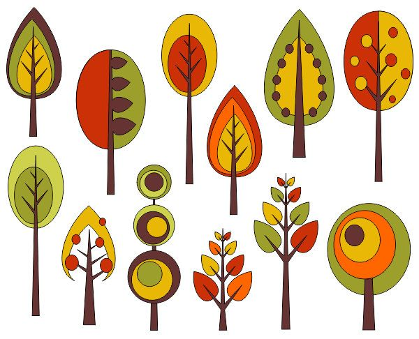 Chalkboard art clipart tree autumn graphic library download 17 best ideas about Fall Clip Art on Pinterest | Tree clipart ... graphic library download