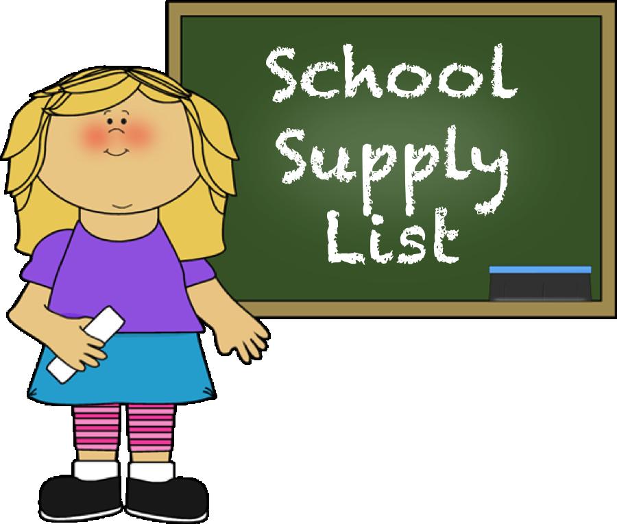 Chalkboard book clipart jpg library library School Supply Drop off & Meet the Teacher | Mrs. Kraft's First Grade ... jpg library library