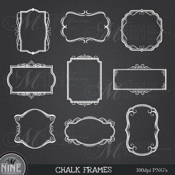 Chalkboard borders clip art jpg download 17 Best ideas about Chalkboard Border on Pinterest   Chalkboard ... jpg download