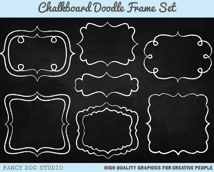 Chalkboard borders clip art png transparent Chalkboard borders clip art - ClipartFest png transparent