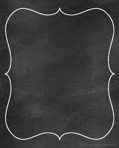Chalkboard borders clip art png free Chalkboard Borders Clipart - Clipart Kid png free