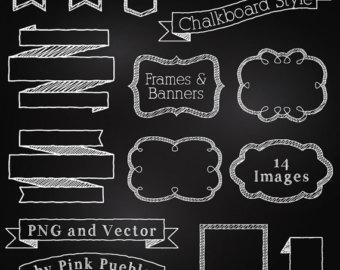 Chalkboard borders clip art clipart royalty free download Chalkboard borders clip art - ClipartFest clipart royalty free download