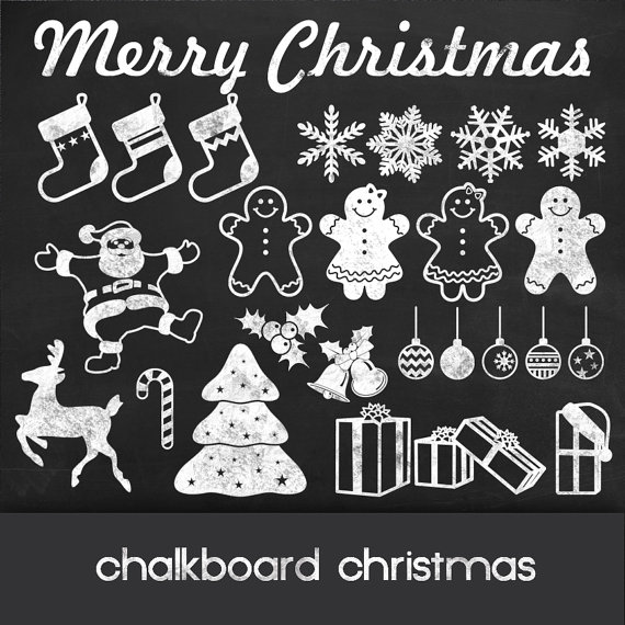 Chalkboard christmas clipart banner stock 1000+ images about chalkboard on Pinterest | Chalk board ... banner stock