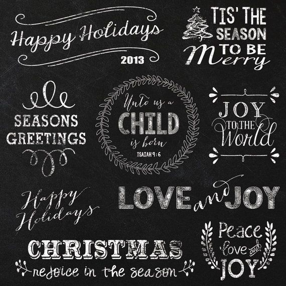 Chalkboard christmas clipart clip art transparent stock 1000+ images about Chalkboard art on Pinterest | Christmas ... clip art transparent stock