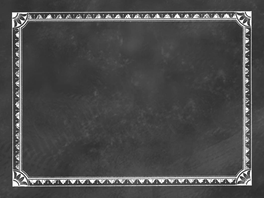 Chalkboard clip art png royalty free library Chalkboard clipart frame - ClipartFest png royalty free library