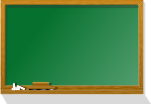 Chalkboard clipart free library Chalkboard clip art free - ClipartFest free library
