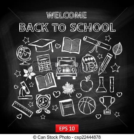 Chalkboard drawing clipart school clip art royalty free stock School chalk clipart - ClipartFest clip art royalty free stock