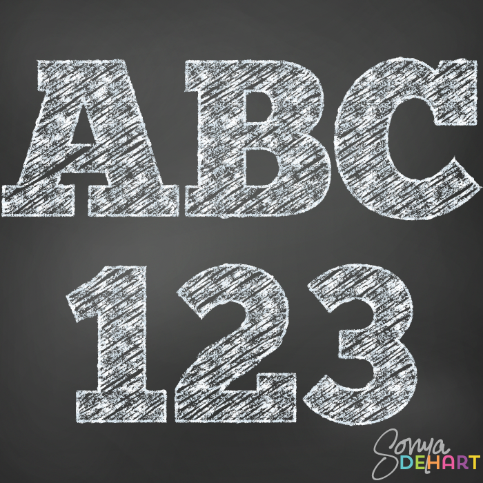 Chalkboard drawing clipart school picture free School Clipart Chalkboard Drawing Clipart Gallery ~ Free Clipart ... picture free