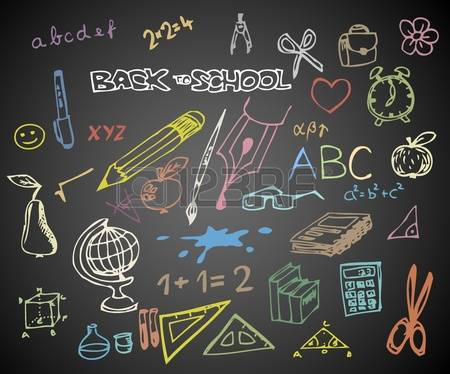 Chalkboard drawing clipart school download 16,291 Color Chalk Stock Illustrations, Cliparts And Royalty Free ... download