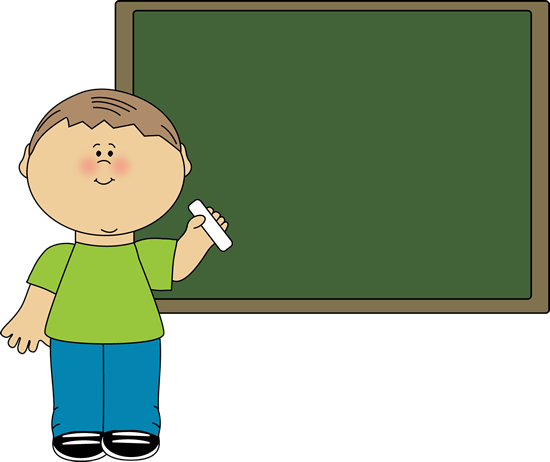 Chalkboard elementary clipart clipart royalty free stock Boy Pointing to Chalkboard Clip Art - Boy Pointing to Chalkboard ... clipart royalty free stock