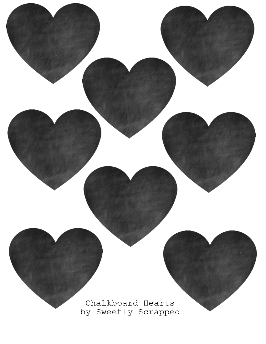 Chalkboard heart clip art clipart library library Free chalkboard heart clipart - ClipartFest clipart library library