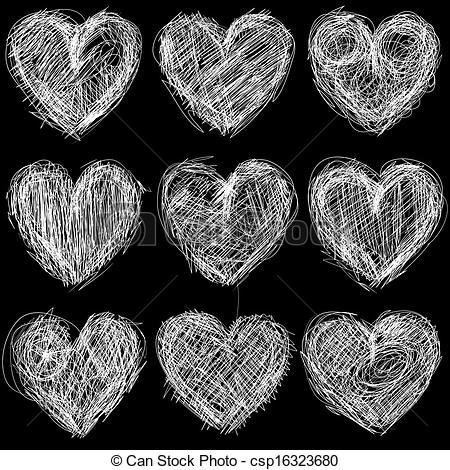 Chalkboard heart clip art clip art stock Free chalkboard heart clipart - ClipartFest clip art stock