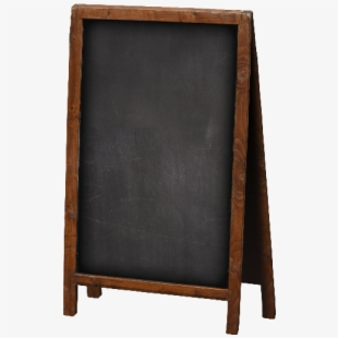 Chalkboard sign clipart png Chalkboard Sign Clipart - Blackboard #286949 - Free Cliparts on ... png