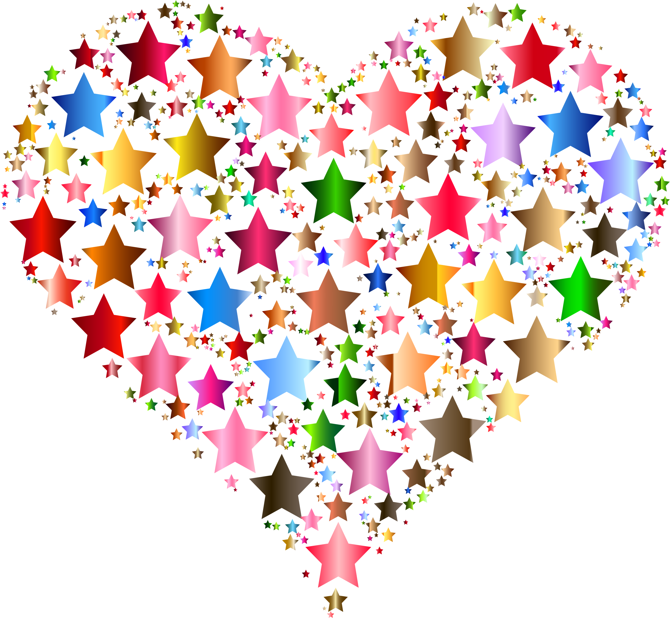 Colorful star clipart vector transparent library colourful stars | colorful stars clipart png - Clipground | facebook ... vector transparent library